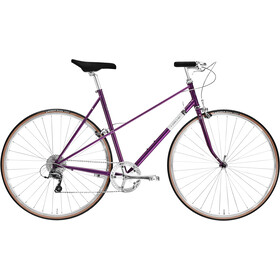 Creme Echo Uno Mixte 8-speed, purple rain